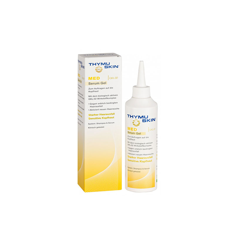 Thymuskin MED Scalp Serum Gel