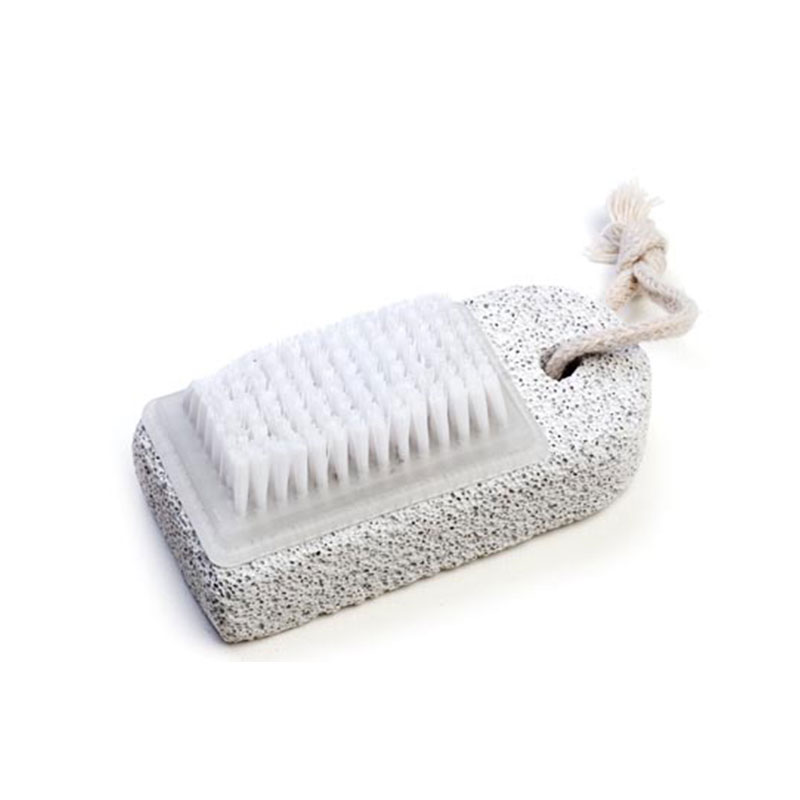 Pumice With Brush & Rope (Item code 2191)