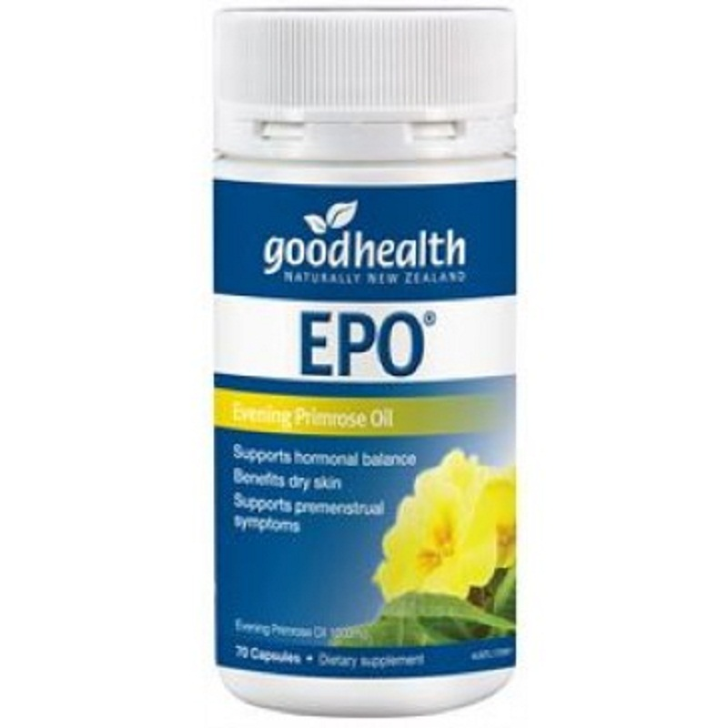 Good Health Evening Primrose Oil (EPO)