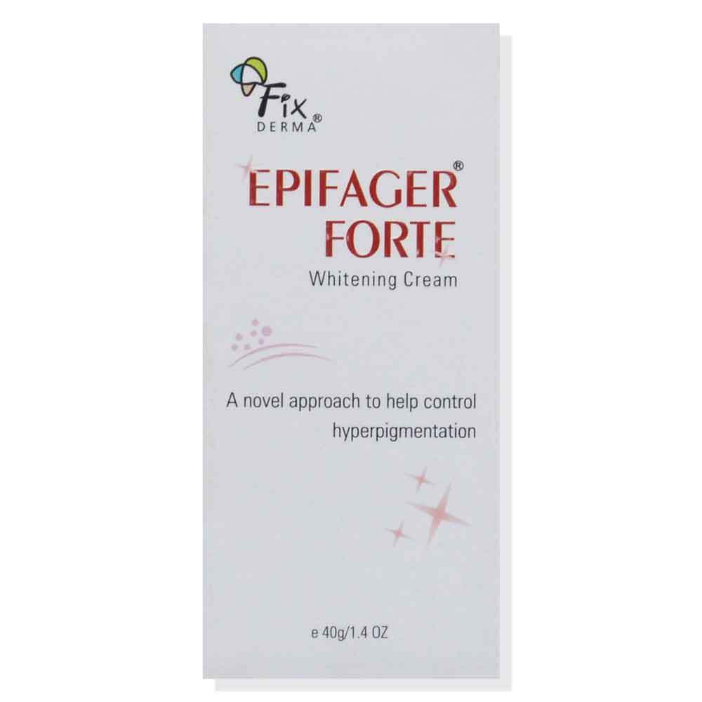 Fixderma Epifager Forte Cream