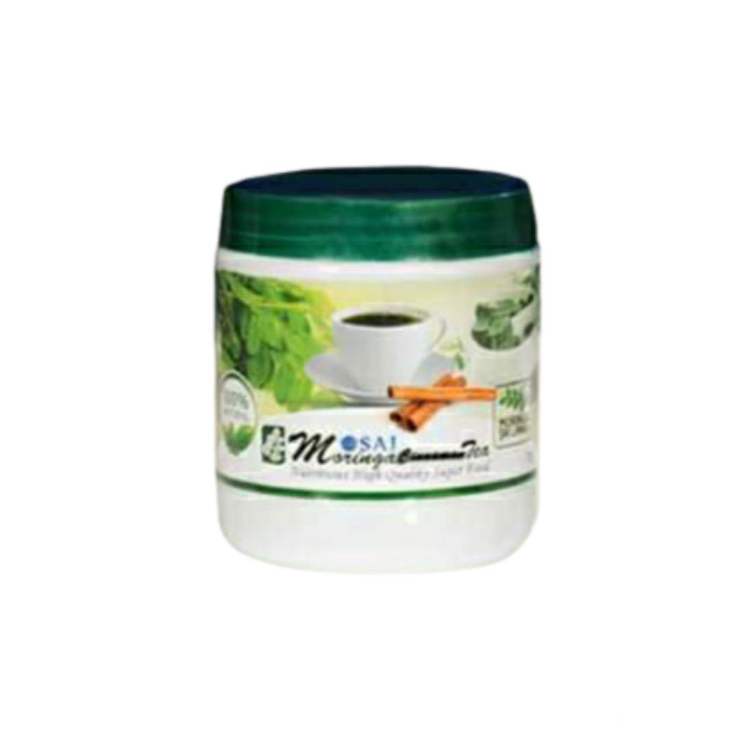 Moringa Cinnamon Green Tea